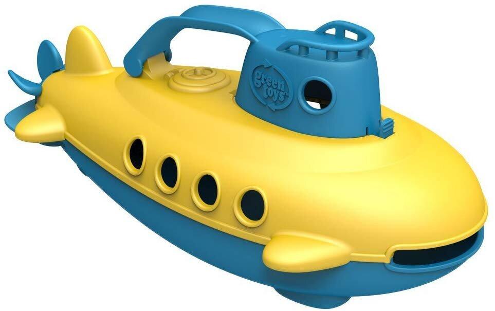Green Toys Submarine - Toddler Gift Idea