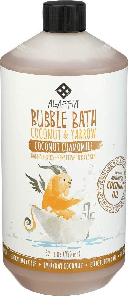 Alaffia Bubble Bath for kids