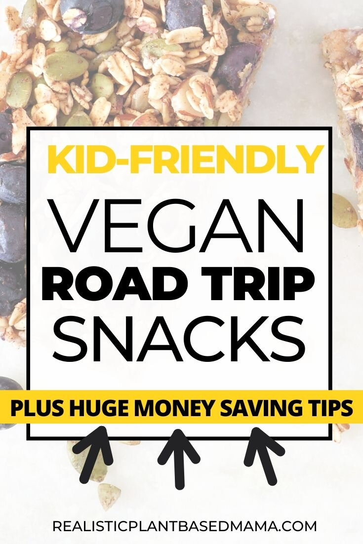 There are a lot of easy ways to save money when on a road trip. These kid-friend road trip snack ideas will help you save money, stay (relatively) healthy, and avoid hangry kids while in the car.
